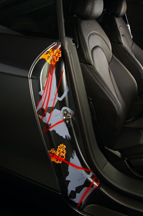 The Tailormade Audi Doorframe