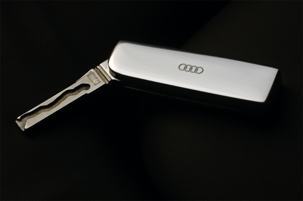 The Tailormade Audi Key