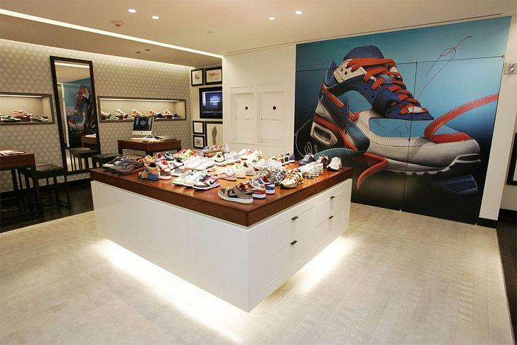 Nikeid studio in new york for Design consultancy new york
