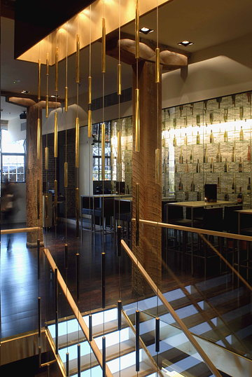 Shh Create Sleek And Sexy New Champagne Bar For Dion In