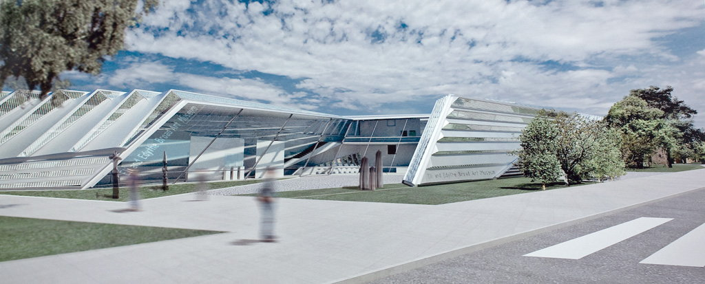 world renowned architect zaha hadid s design selected for