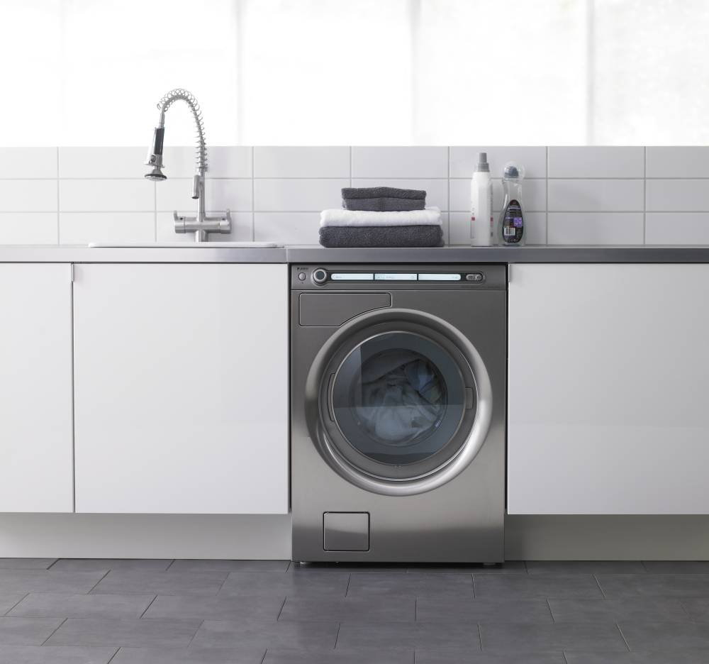 ASKO Line Series Washing Machine and Dryer