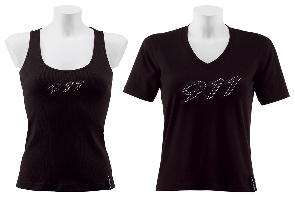 Womens top and t shirt with Swarovski crystals