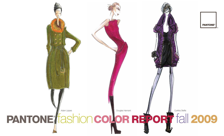 Fall Fashion Colors: 2009