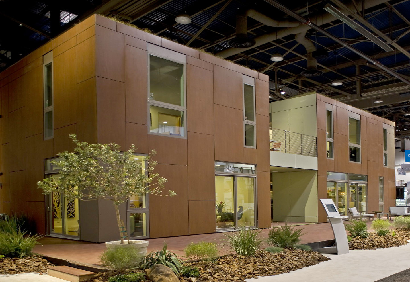 Kliptech introduces ecoclad sustainable exterior siding for Sustainable siding