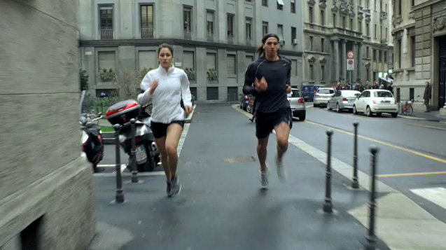 New Men vs Women Campaign for Nike Running