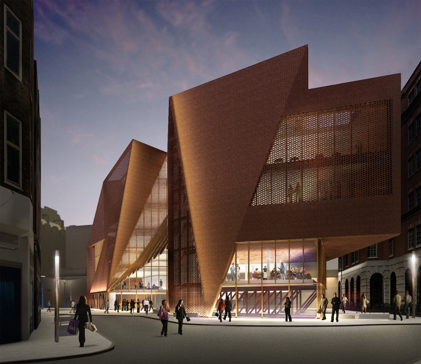 Winner of london school of economics new students 39 centre for Design services london