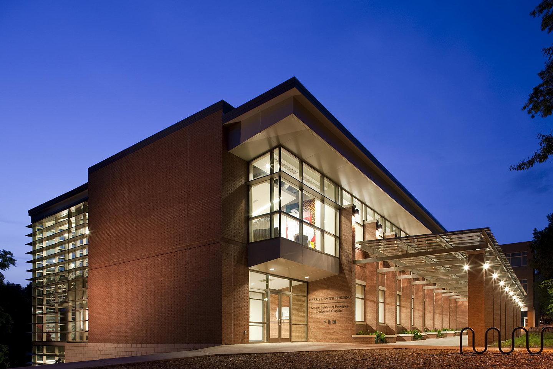 Harris A Smith Building At Clemson University