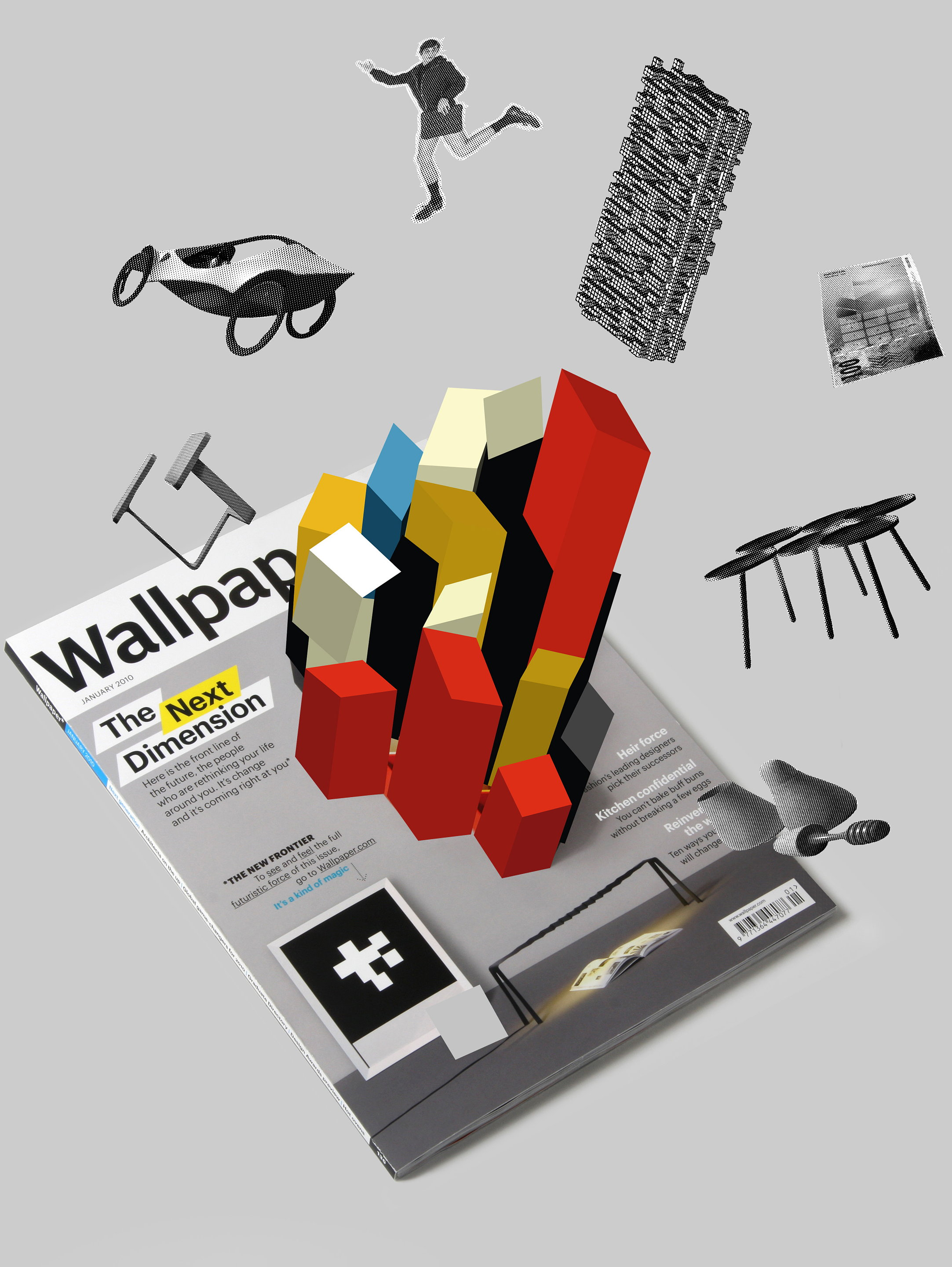 Wallpaper Augmented Reality Special