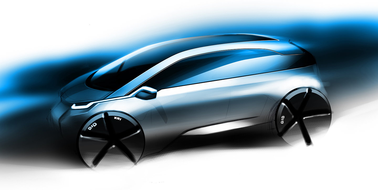 Megacity Vehicle: First Volume-produced Car with a Passenger Cell ...