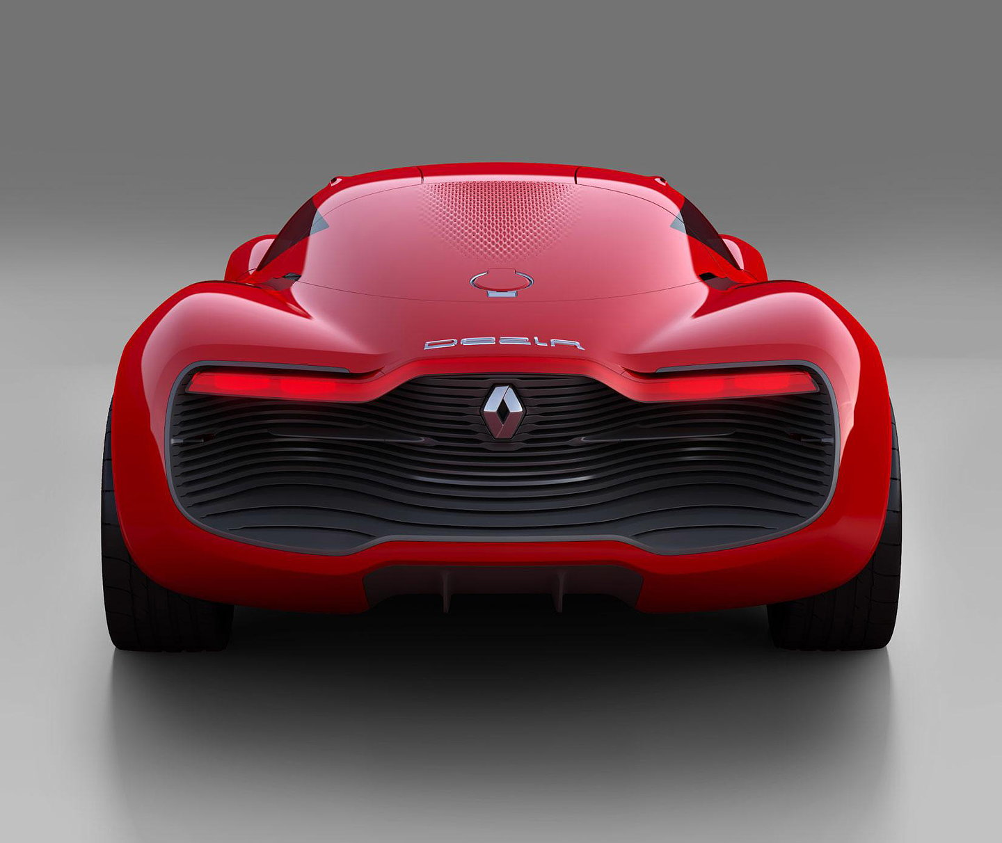 Renault DeZir: Renault Design's New Vision For The Future