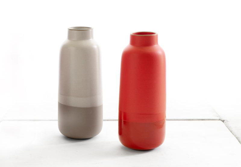 Red White And Gray Heath Ceramics Debuts Its 6th Winter Seasonal