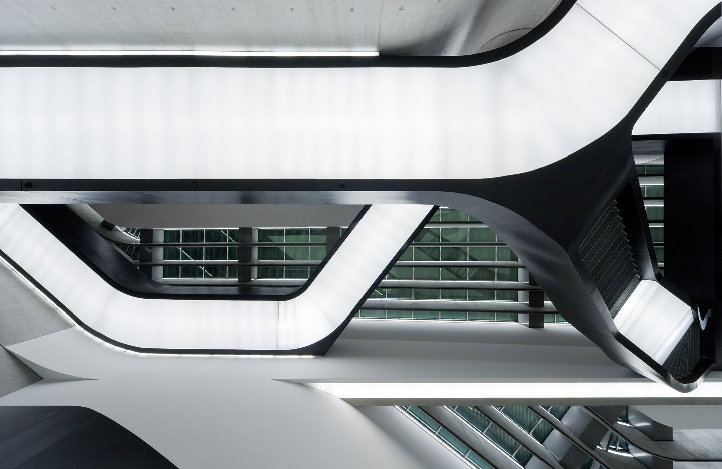Maxxi Museum In Rome By Zaha Hadid Architects Wins The Riba Stirling Prize 2010