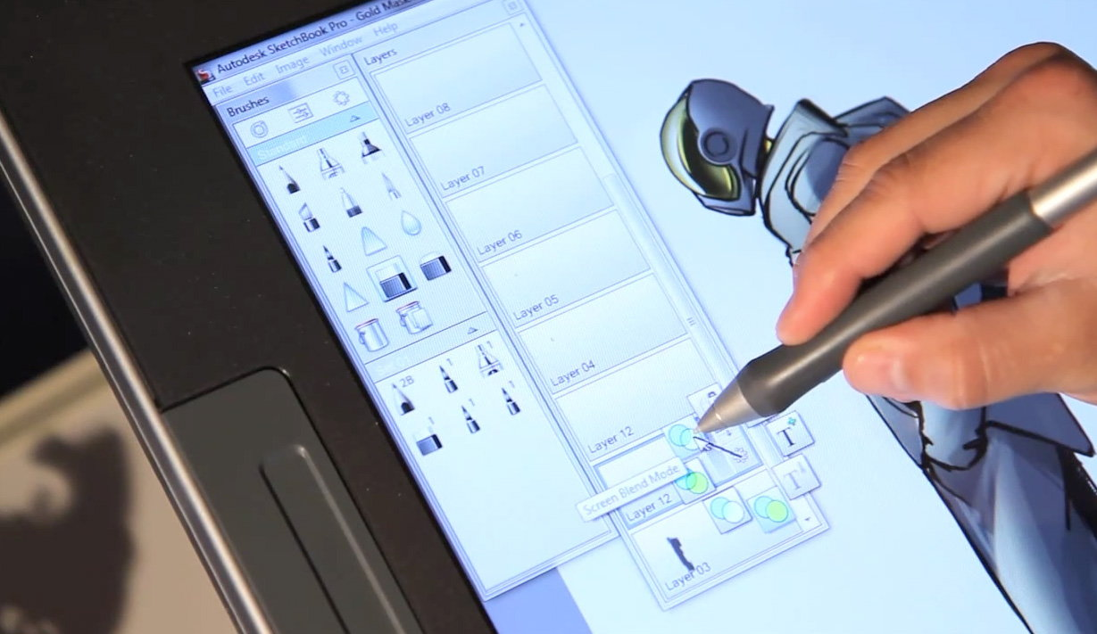 Autodesk Expands SketchBook Product Line