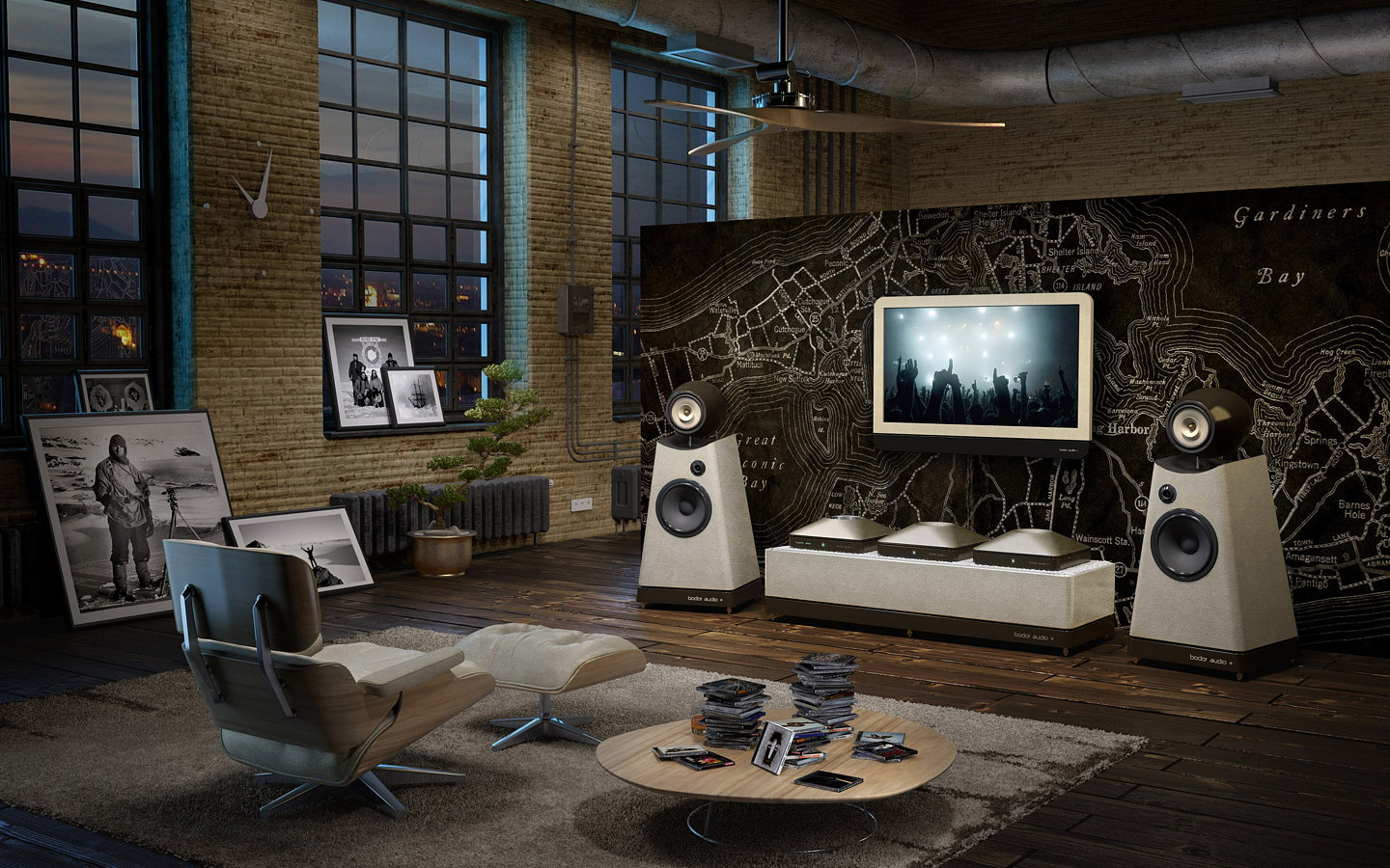Presence High End Audio Product Line