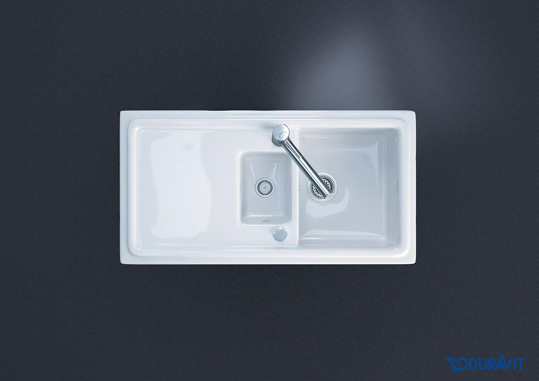 Duravit Cassia DuraCeram Sinks