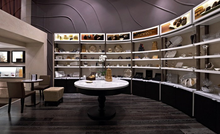 Godiva Chocolatier Taps D Ash Design To Create Global Retail Concepts For Future Locations