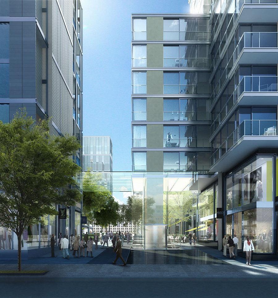 Citycenter: CityCenter DC: Redevelopment Of The Washington Convention