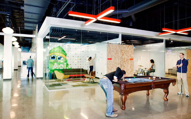 New AOL Office at Palo Alto by Studio OA