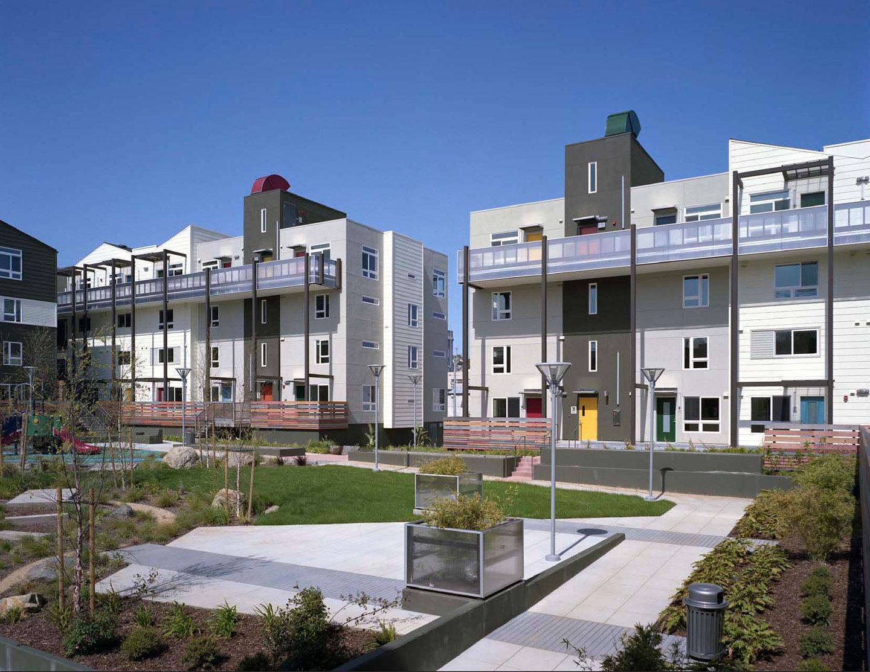 Multi-Generational Affordable Housing in San Francisco