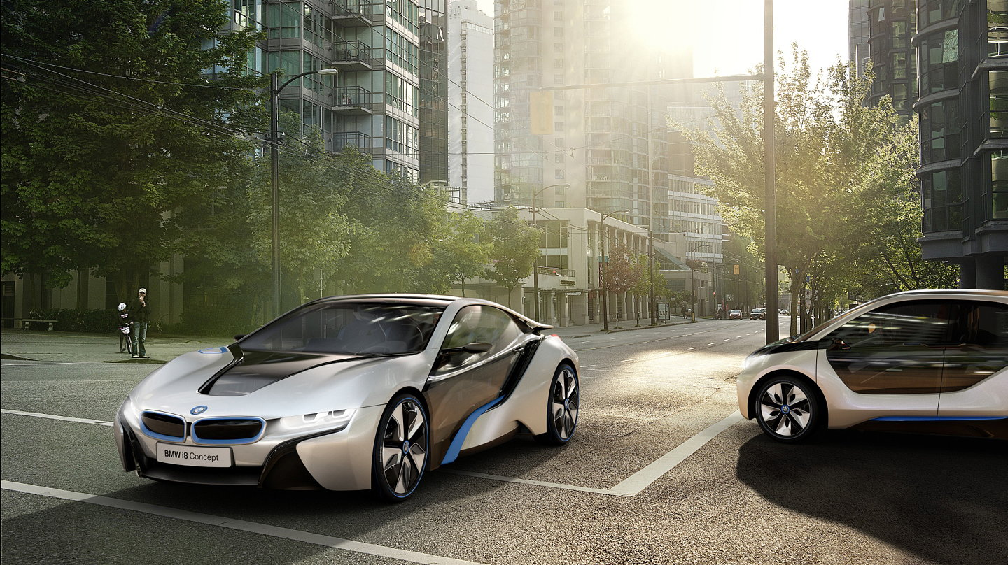 Bmw I A New Understanding Of Mobility