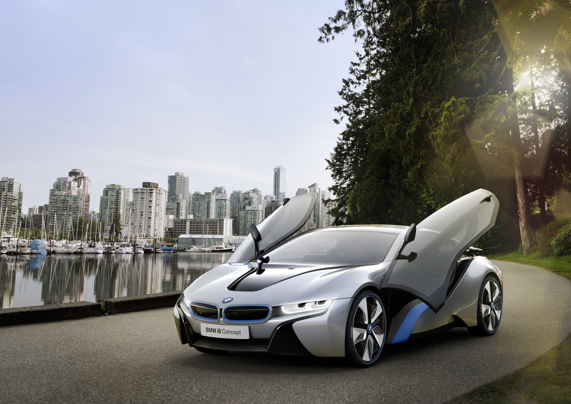 Bmw I A New Understanding Of Mobility 2012 bmw i8 i3 concept cars 6