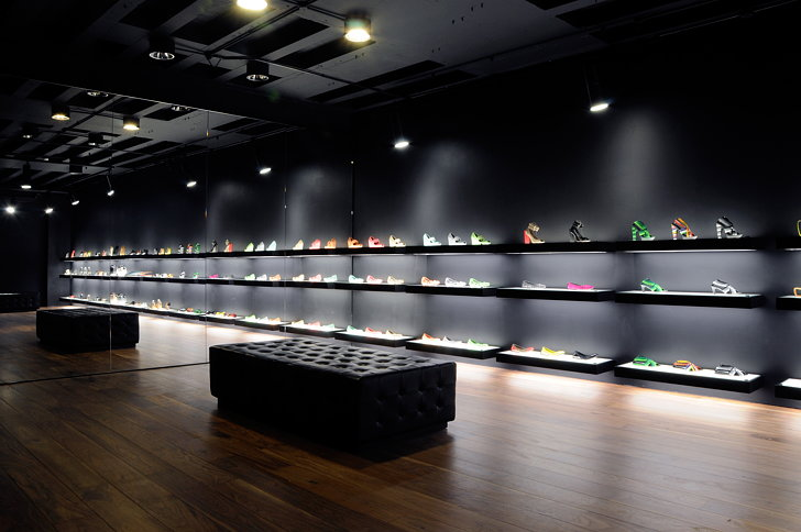 Lo Store United Nude Ad Amsterdam : United nude opens flagship store in london