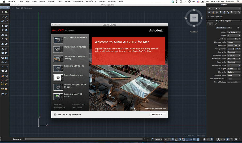 Autocad lt for mac 11