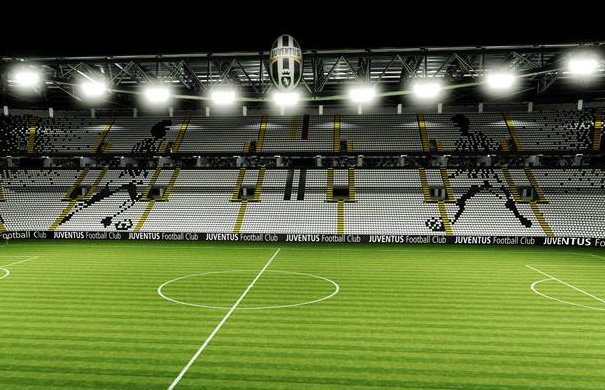 Juventus New Stadium With Interiors Designed By Pininfarina