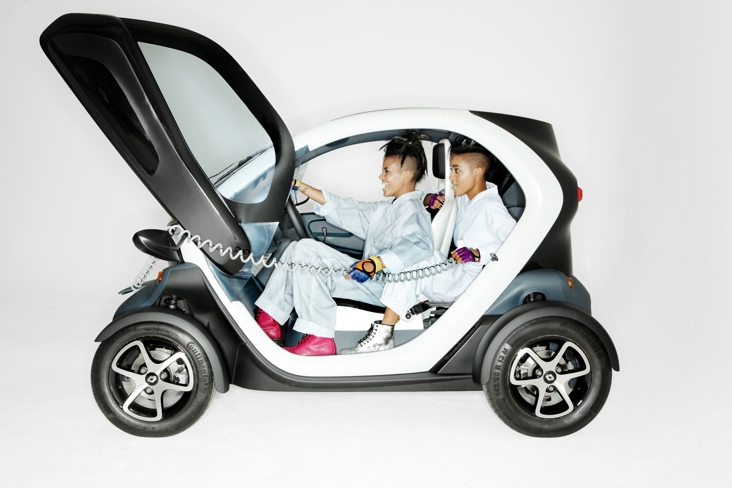 Renault Twizy An Unprecedented Urban Mobility Solution