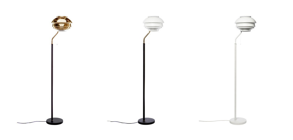 artek re issues two classic lighting designs artek lighting