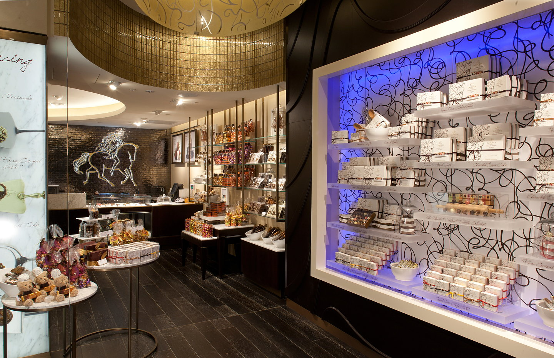 D-ASH Design Completes New Godiva 5th Avenue NY Flagship Boutique