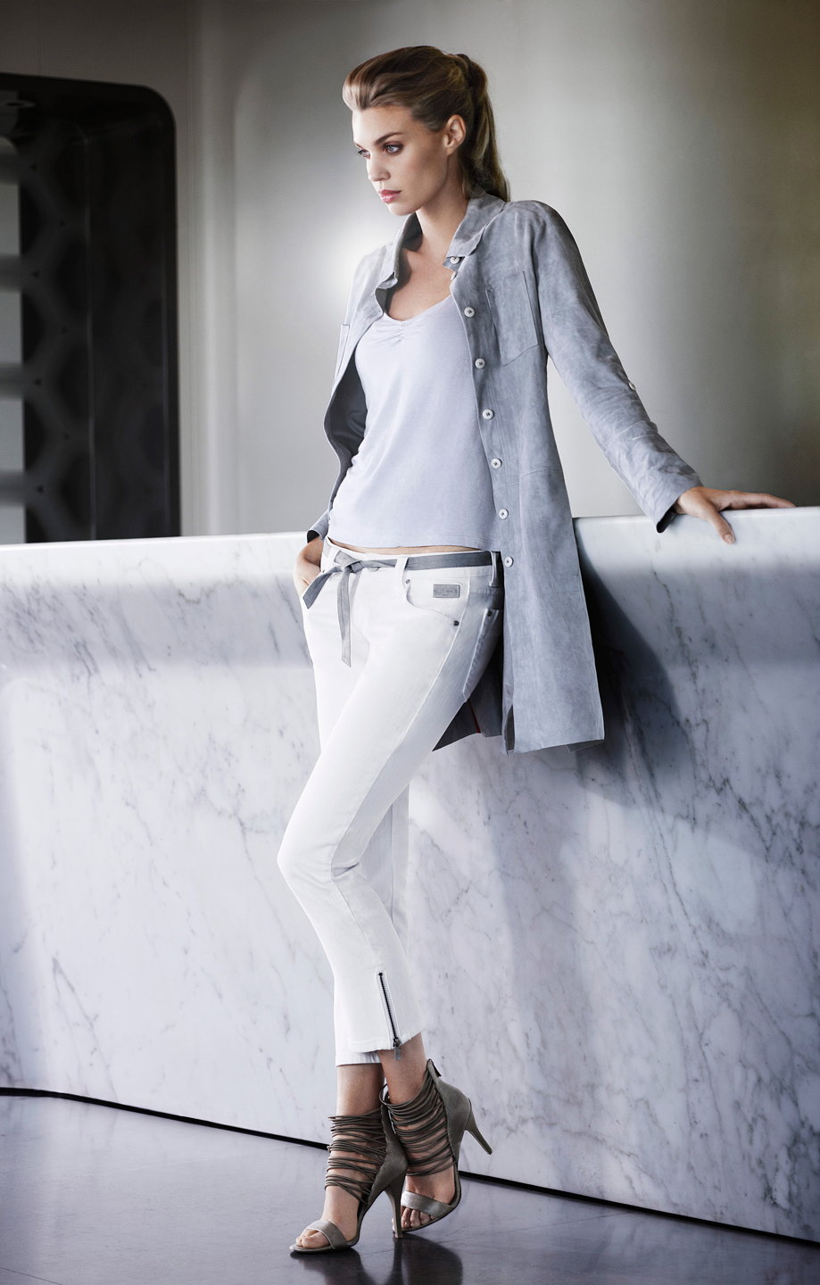 Porsche Design 2012 Women Fashion Collection Spring Summer