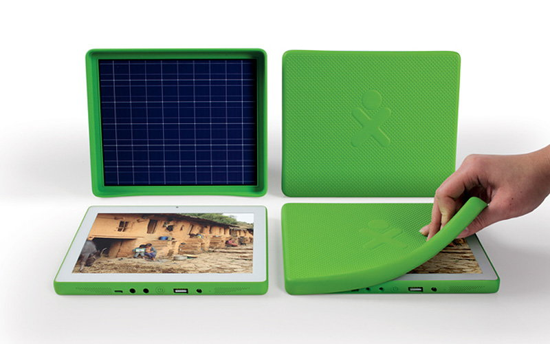 OLPC XO3 Tablet