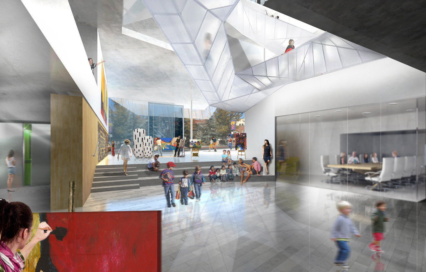 The Kimball Art Center Proposal