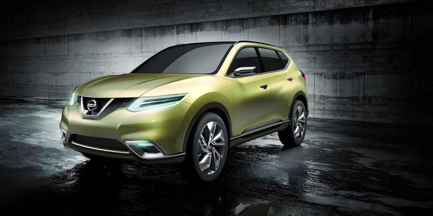 Nissan hicross concept for Nissan motor corp phone number