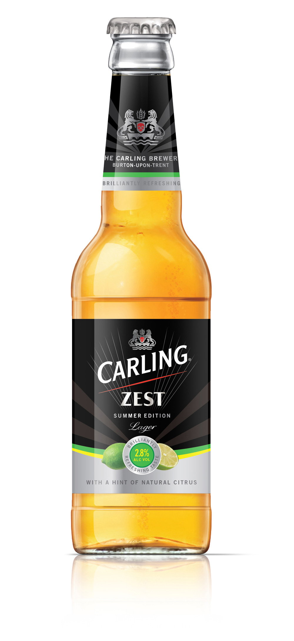 Limited Edition Carling Zest