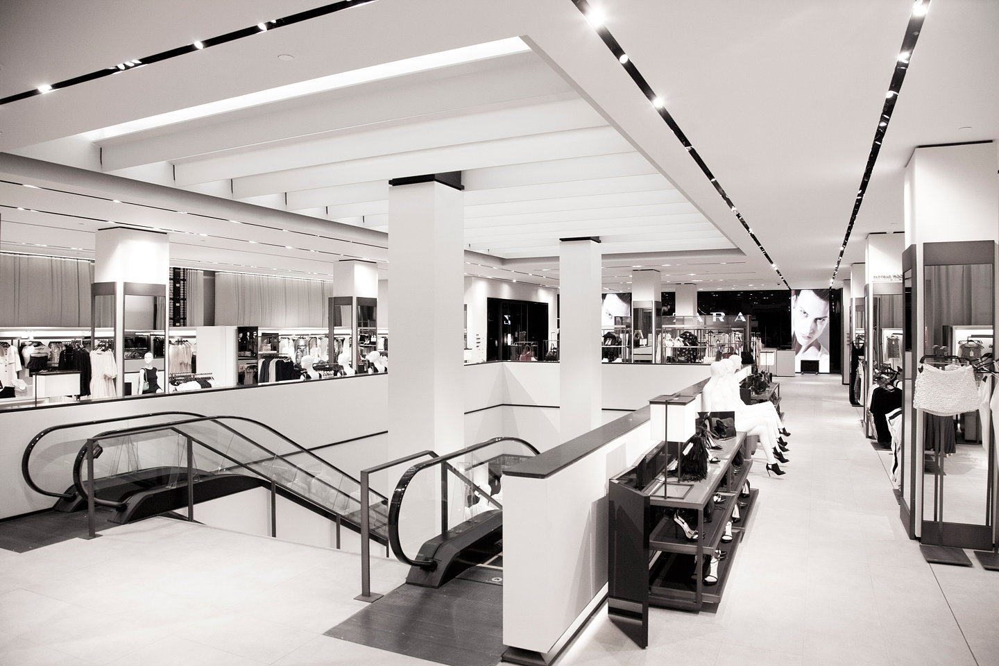 Zara Opens Its New Global Concept Store On Fifth Avenue