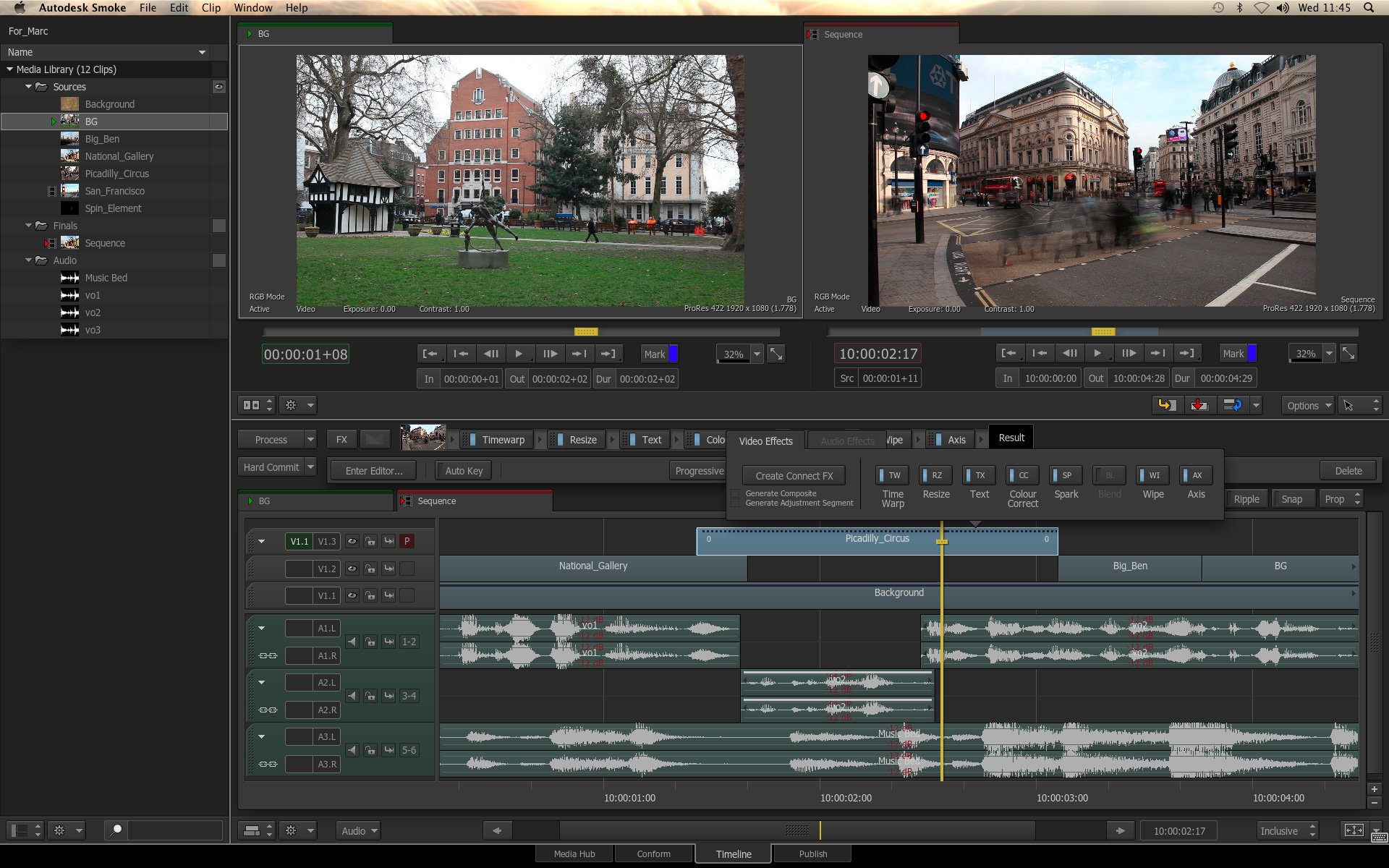 Autodesk Smoke 2013: Autodesk Intros Radically Redesigned Video