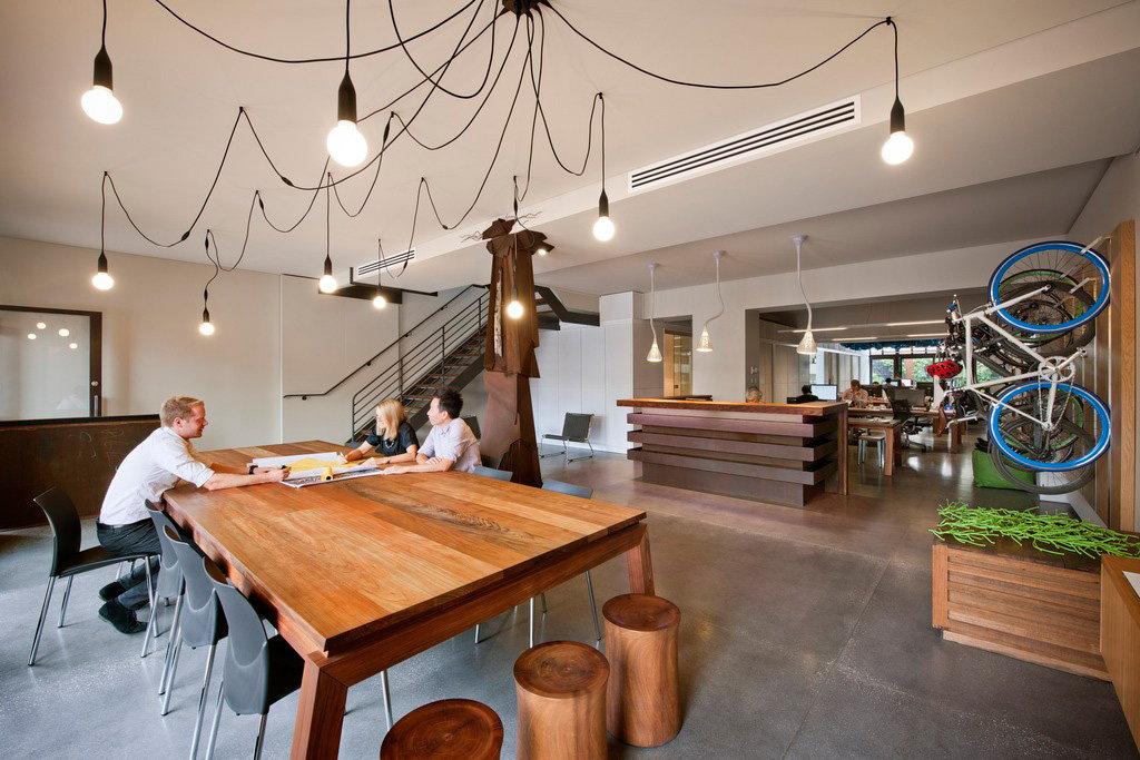 Woods Bagot And Oxigen Declared Best Of State Commercial Interior Design