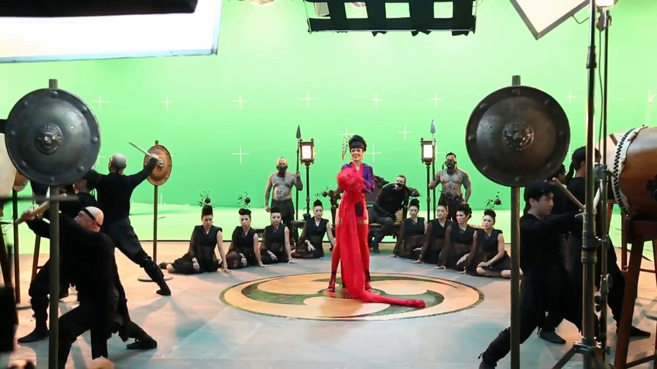 Behind the Scenes of Princess of China