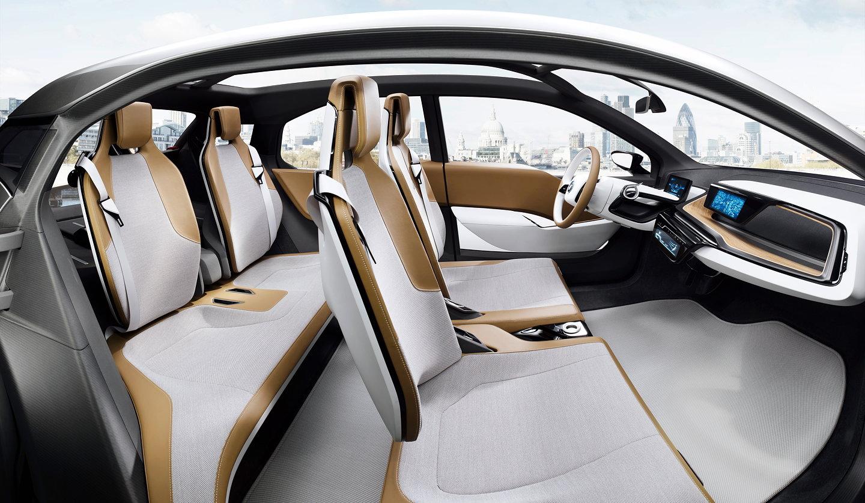 Bmw I3 Concept Interior