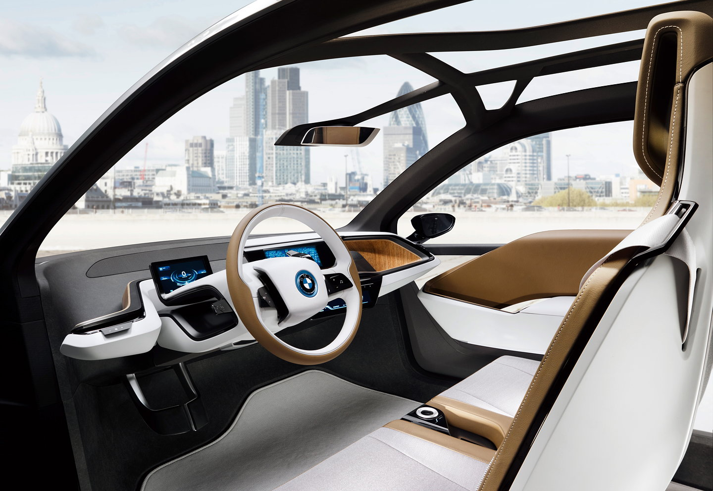 First Bmw I Store Opens In London New Bmw I3 Concept And Bmw I Pedelec Concept