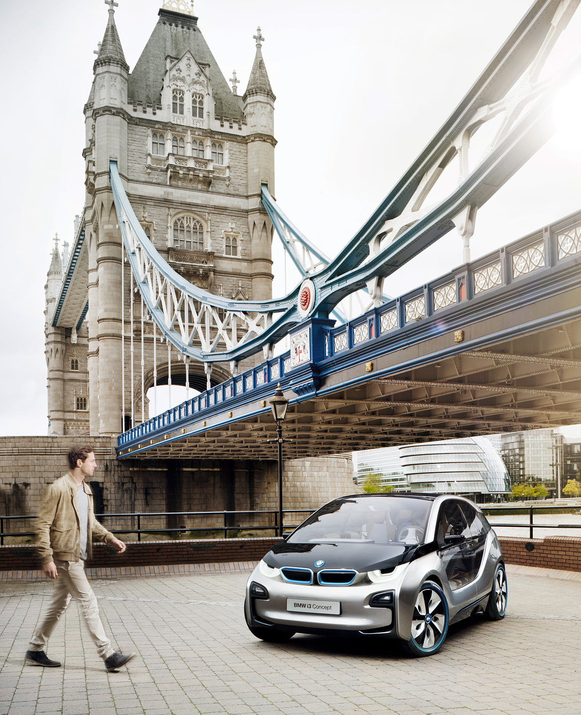 Bmw I3 Mobility 2020 Interior: First BMW I Store Opens In London: New BMW I3 Concept And