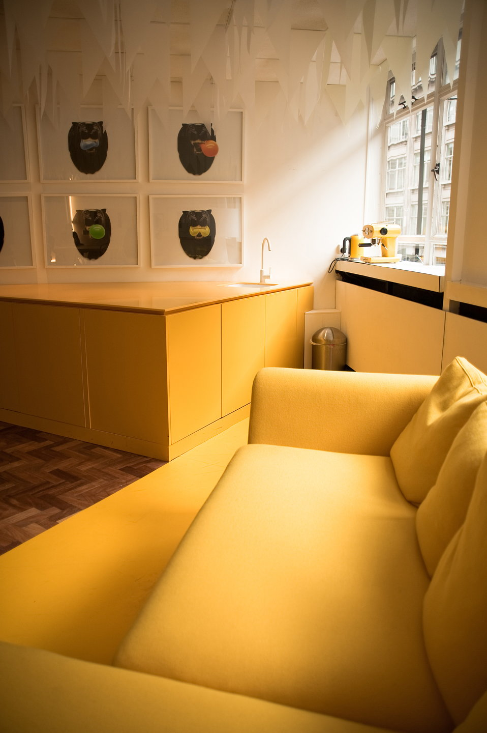 Ama Completes Interior Fit Out Of W Communications London