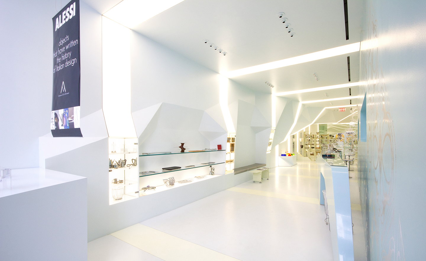 asymptote architecture redesigns alessi 39 s soho flagship store