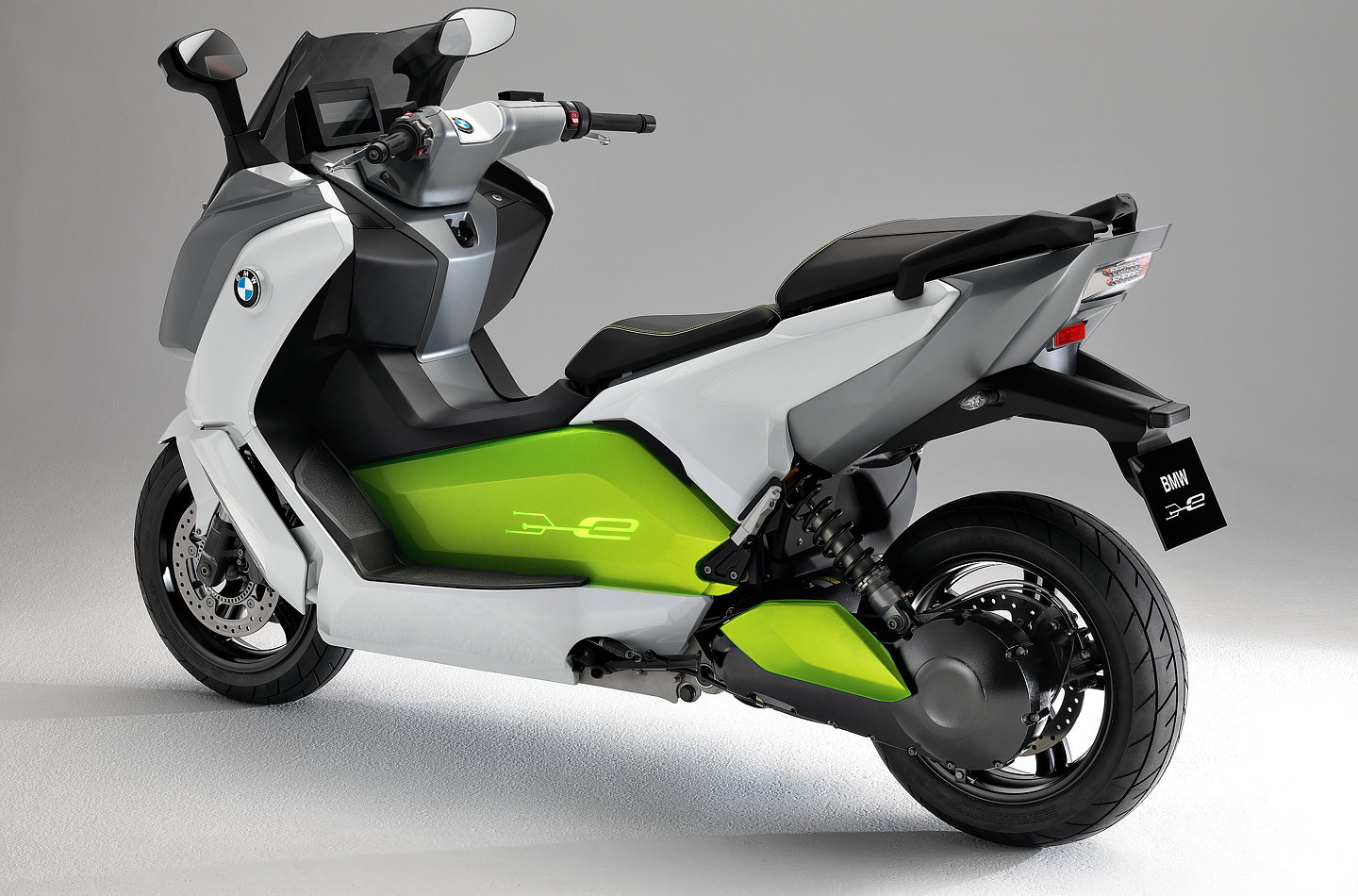 bmw c evolution electric scooter. Black Bedroom Furniture Sets. Home Design Ideas