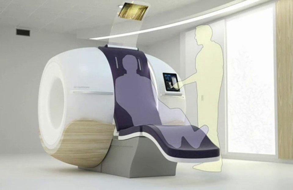 cocoon open mri chair