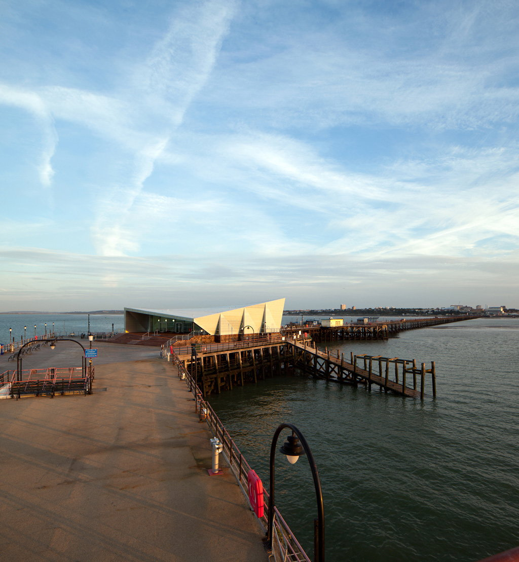 Southend Pier Cultural Centre Opens To The Public