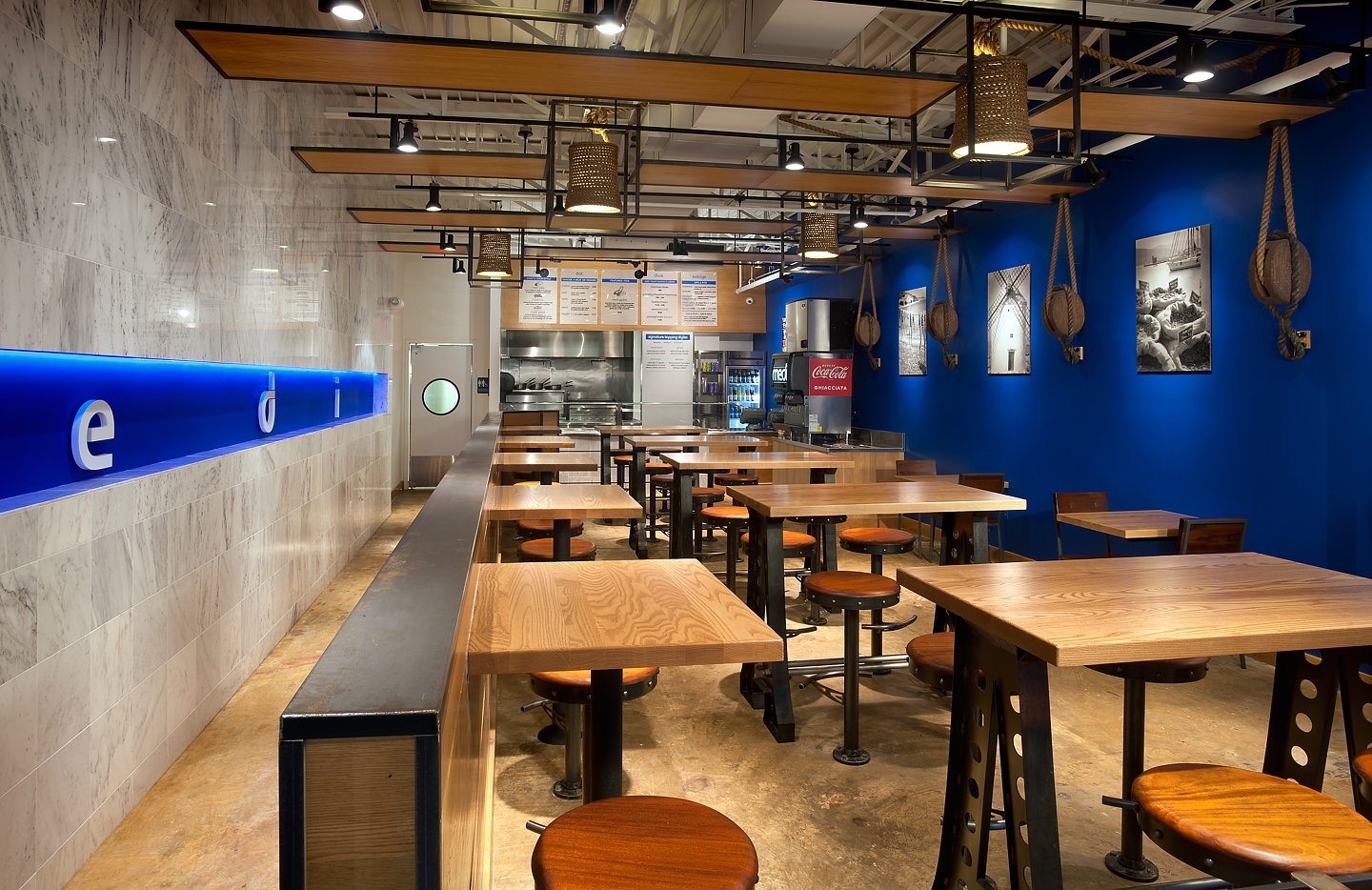 Medi a mediterranean grill and pitaria by grizform design